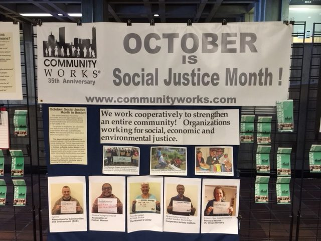 Social Justice Month!